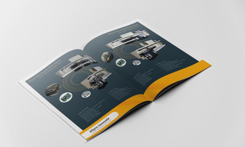 Büşra Asansör Katalog