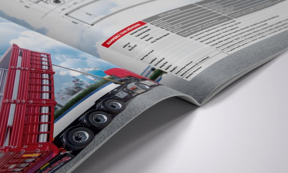 Semi Turk Katalog Tasarımı