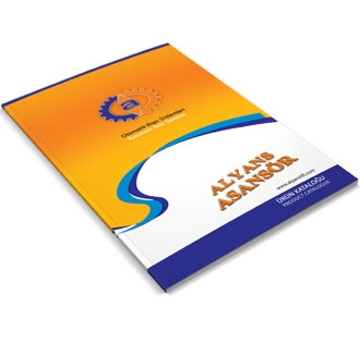 Alyans Asansör Katalog Tasarımı ve Basımı